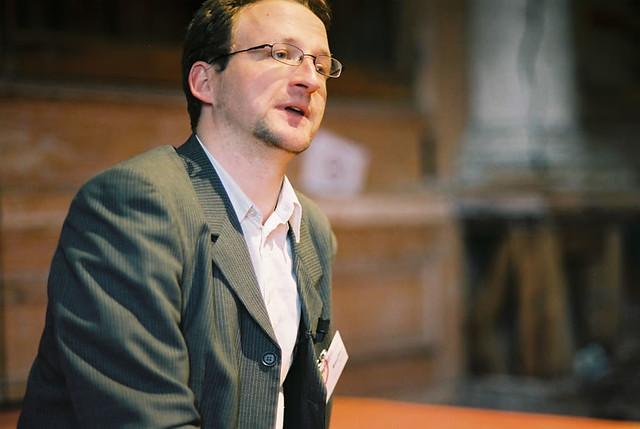 Header of Stephen Graham