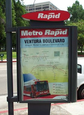 metro_rapid_sign