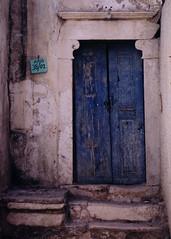 Doors in Greece