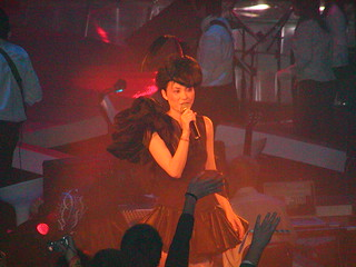 faye wong in concert 2003 #18