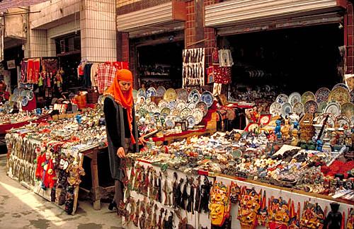 Resultado de imagem para Rua Moslem em xian