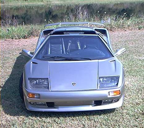 Lamborghini Kit Car Diablo Replicas Replicars Exotic Roads Flickr