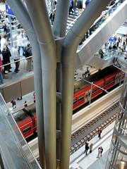 Der neue Hauptbahnhof