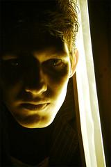 lighting man