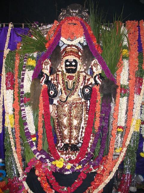 Main Deity in Shani Temple, Gunjur, BLR   Some Saturdays the…   Flickr
