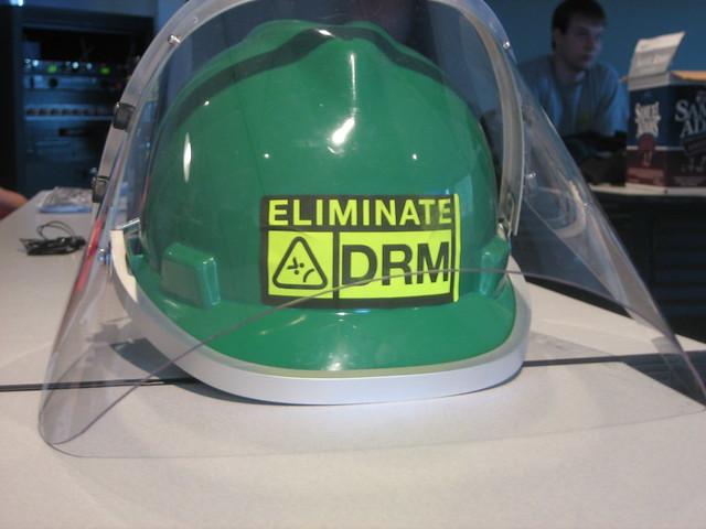 Eliminate DRM!