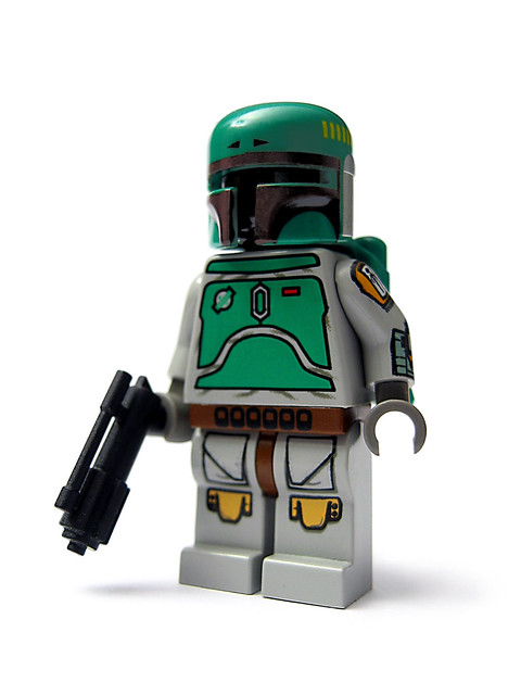 Exquisite Boba Fett