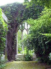 St Dunstan in the East - interior