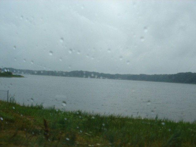 Rainy pine lake near la porte in by airbeagle flickr photo sharing for Jobs near la porte in