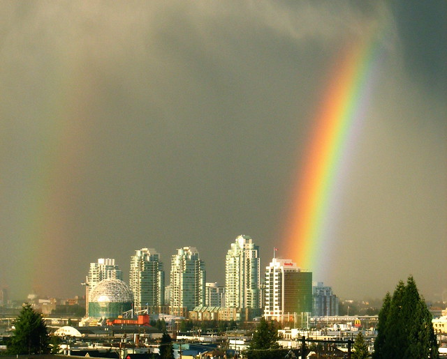 Lucky Vancouver.