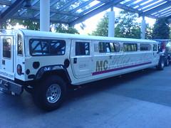 public transport(0.0), hummer h2(0.0), automobile(1.0), sport utility vehicle(1.0), vehicle(1.0), hummer h1(1.0), off-road vehicle(1.0), land vehicle(1.0), luxury vehicle(1.0), limousine(1.0),