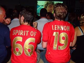 DSCF0511- England fans