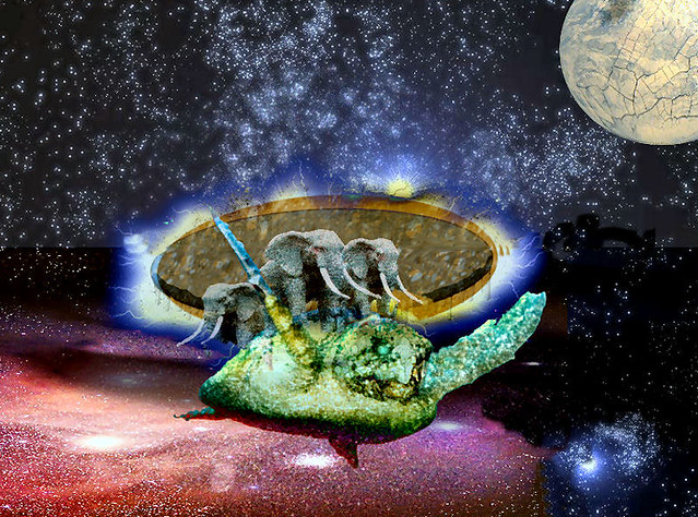 The Great A'Tuin Star Turtle
