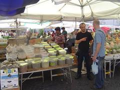 Mercato (Campo di Fiori - Rome)