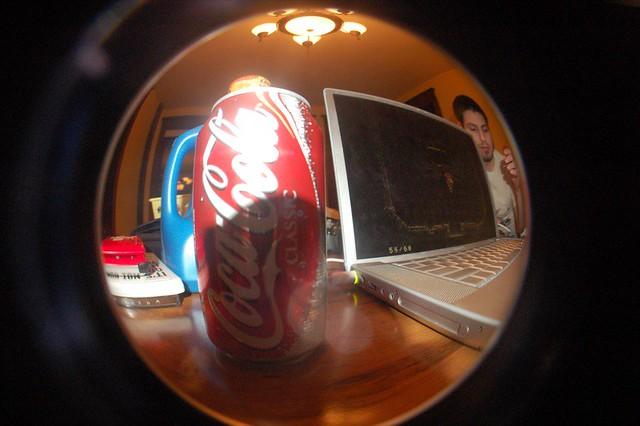 Fish Eye Coke
