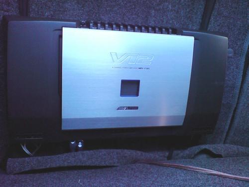 Review And News: alpine amps Alpine MRX-M100 - Monoblock