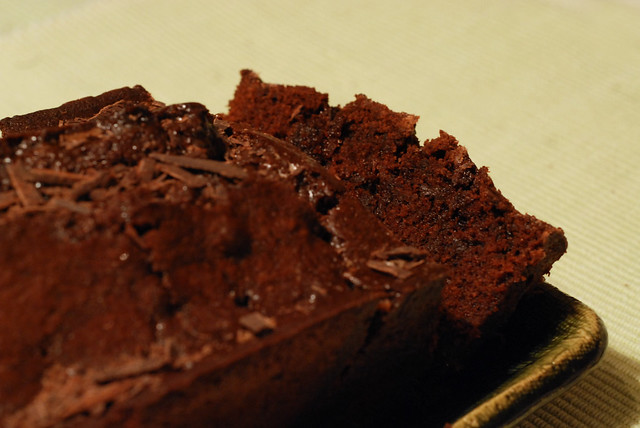 Nigella Vegan Chocolate Cake