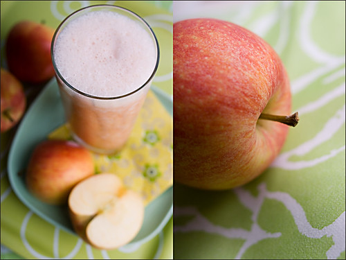 Frothy Apple