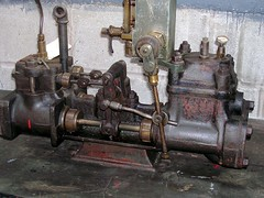 Small steam pump