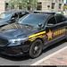 Summit County Sheriff Ford Taurus Interceptor