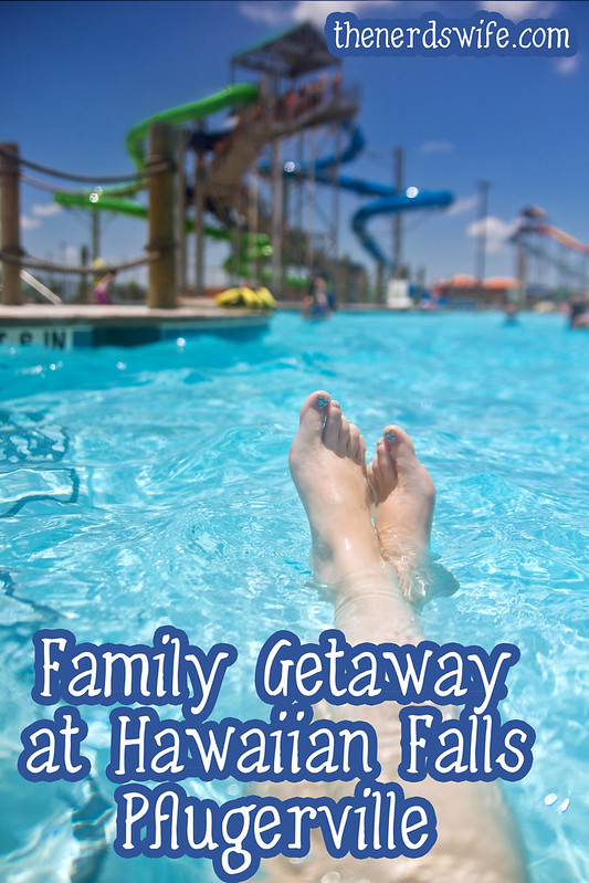 Family Getaway at Hawaiian Falls Pflugerville