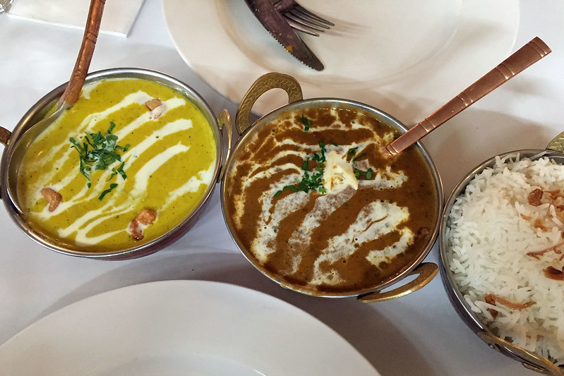 Dhal Makhni and Malai Kofta