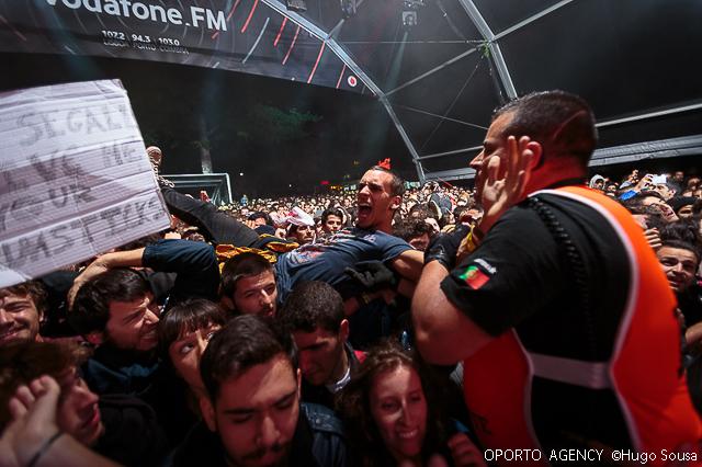 Fuzz - Vodafone Paredes de Coura '15