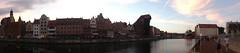 Gdansk River View