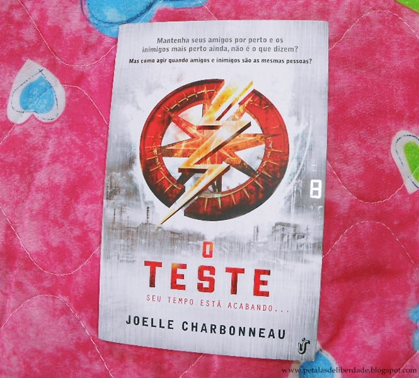 Resenha, livro, O Teste, Joelle Charbonneau, trilogia, distopia, comprar, quotes, Unica, editora, opinião