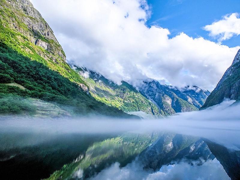 Nærøyfjord, Norway 1