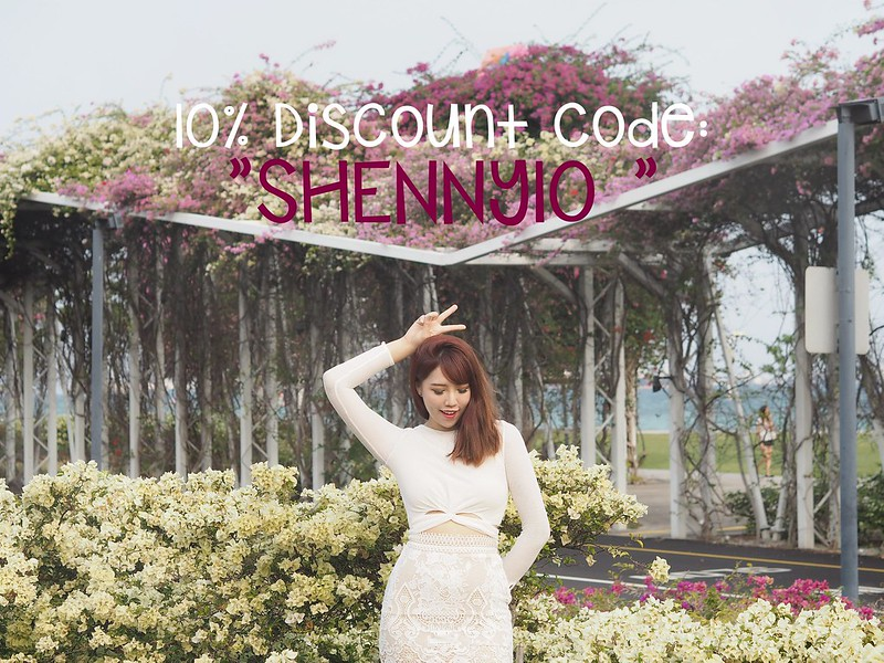 Discount code SHENNY10
