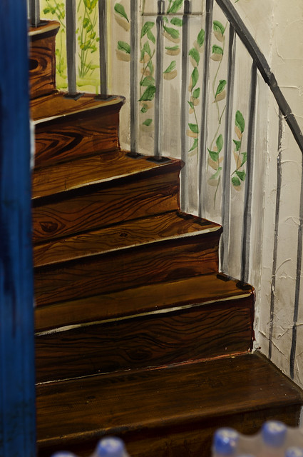 Fake Stairs