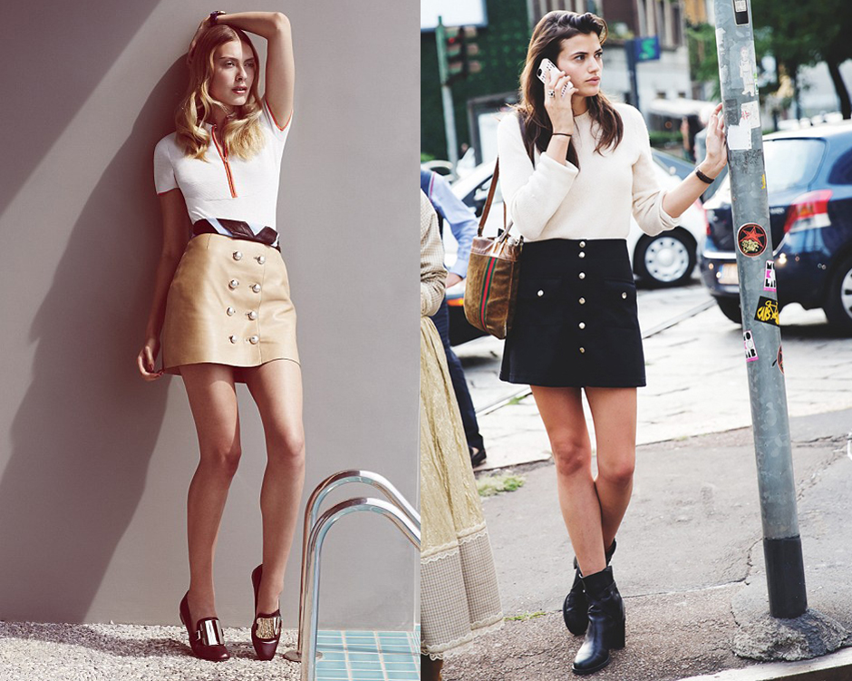 a-line-mini-skirt-fall-2015-must-have