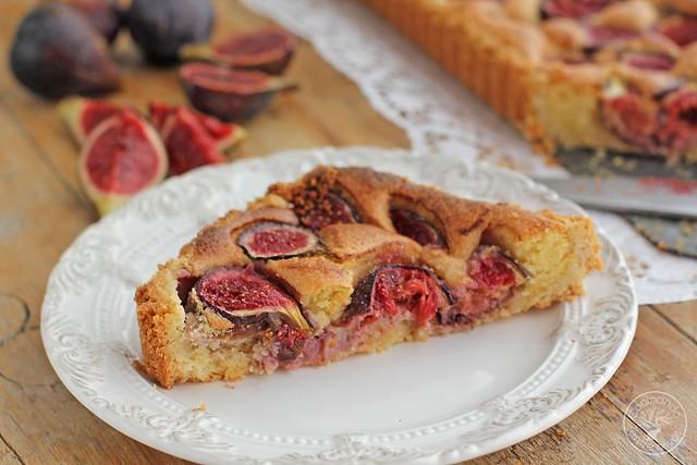 Tarta de higos y almendras www.cocinandoentreolivos.com (3)