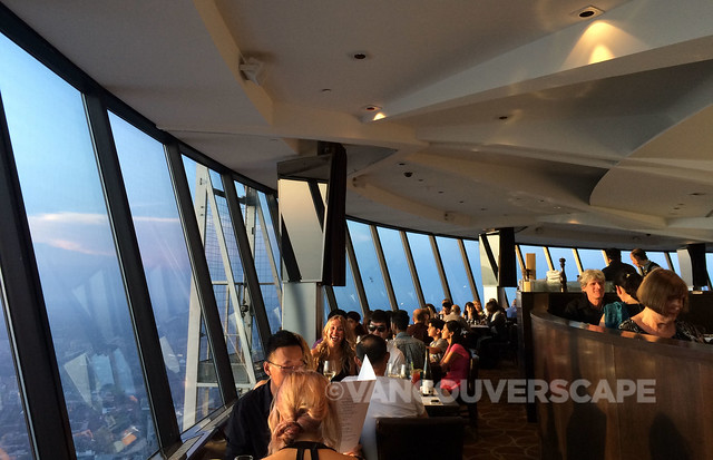 360 Restaurant at CN Tower