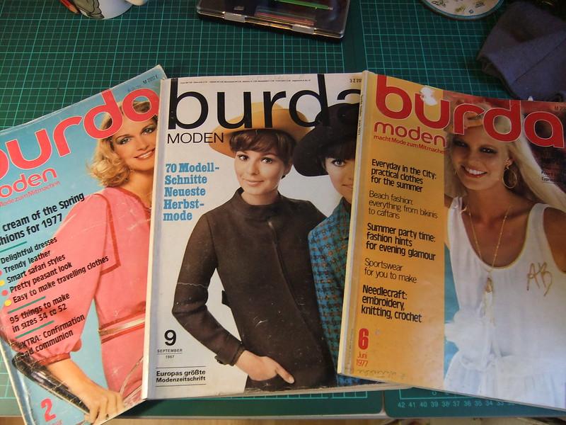 Burda Moden Magazines