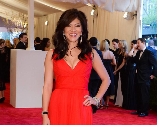 Header of Julie Chen