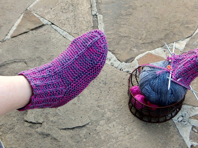 домашние носки-тапки | Хорошо.Громко.