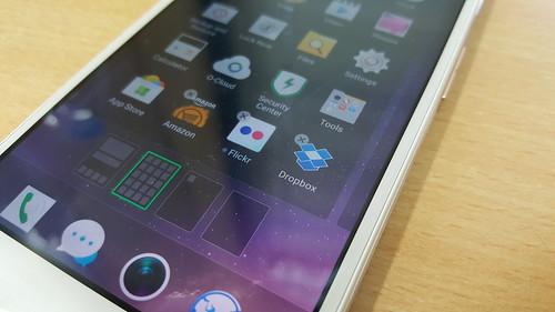 User Interface นี่ออกแนว iOS อยู่นะ แม้กระทั่งการ Uninstall app