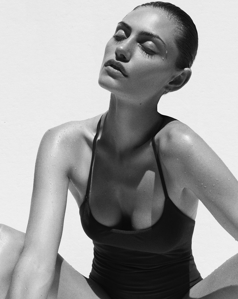 Фиби Тонкин — Фотосессия для «Matteau Swim» 2015 – 6