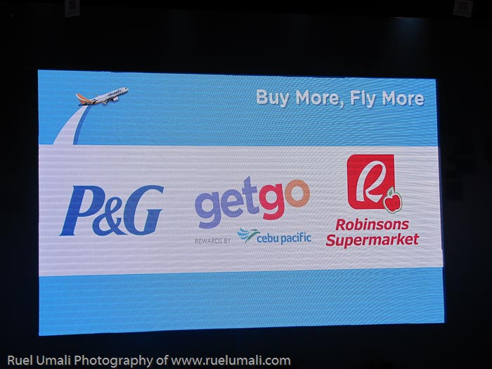 Buy More Fly More w/ GetGo Lifestyle Rewards Program of Cebu Pacific
