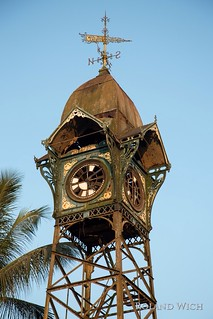 Sittwe - Dutch Clock Tower