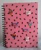 Caderno Formigas e Doces