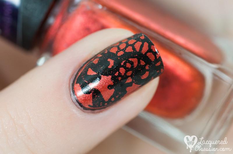 Ms. Sparkle - Sleepy Hollow + Blood & Black Lace