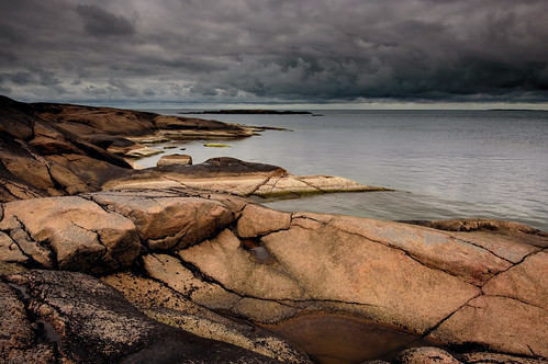 sea sky cliff seascape water weather stone clouds suomi finland landscape coast seaside rocks outdoor shore serene åland