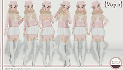 Label Motion - Megan ♡ Shiny Shabby Nov.20