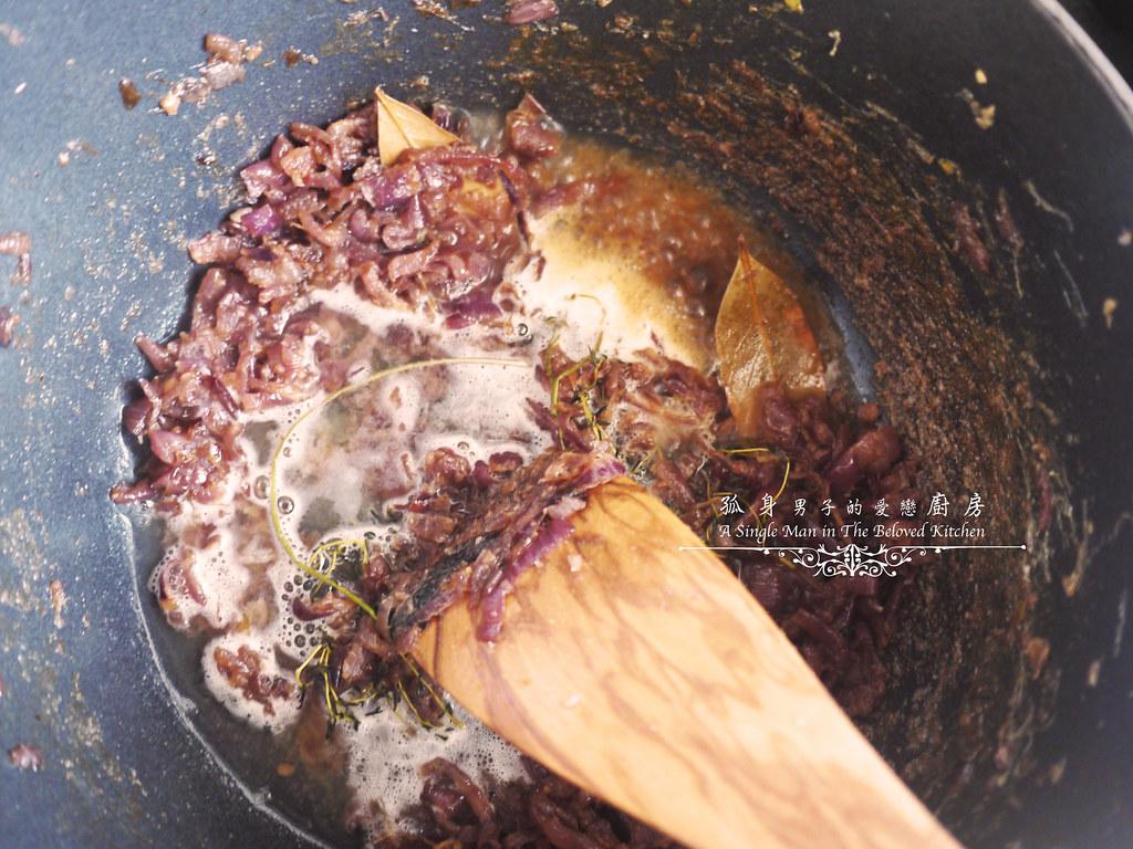 孤身廚房-小小偷吃步的法式洋蔥濃湯18