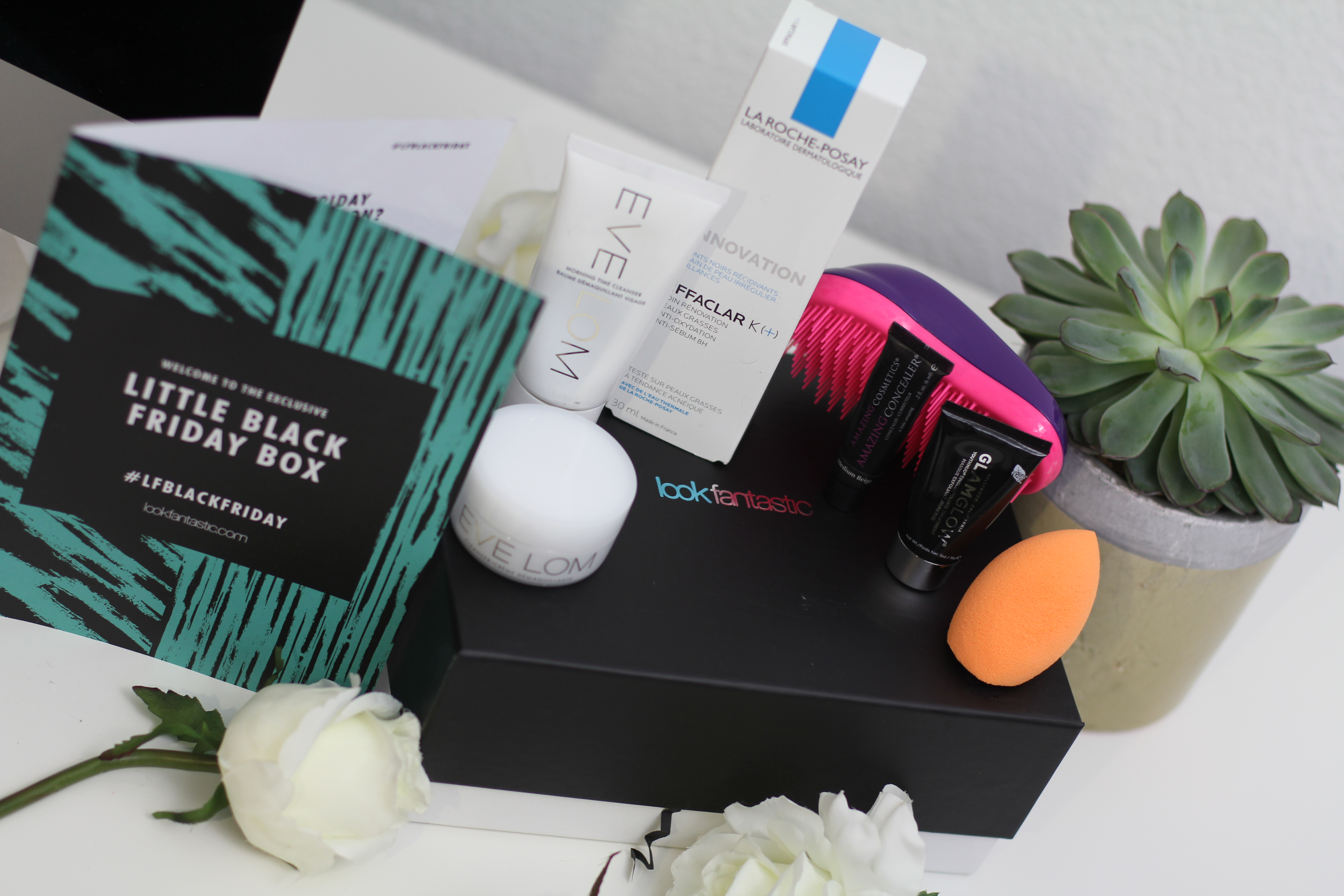 lookfantastic beauty box eve lom