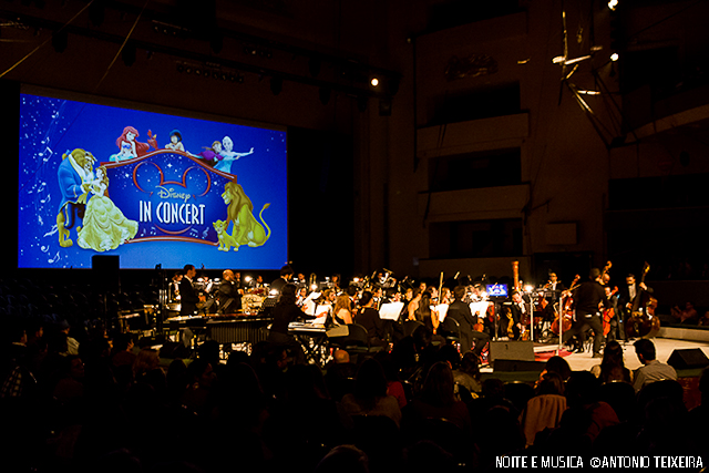 Disney in Concert - Coliseu Porto '15