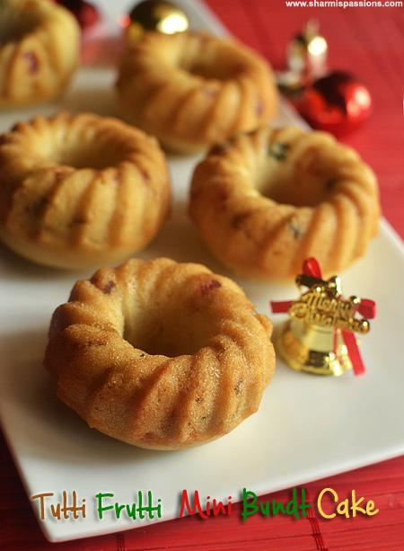 Eggless Whole Wheat Vanilla Muffins Recipe